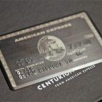 アメックスのブラックカード!アメリカンセンチュリオンブラックカードを解明してみた